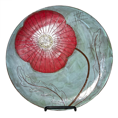 Ceramic Plates - Local Artist Whitney Smith