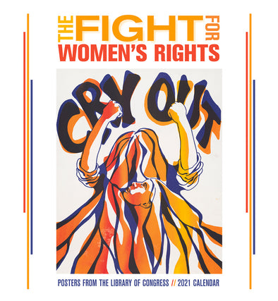 2021 Calendar - The Fight for Women's Rights