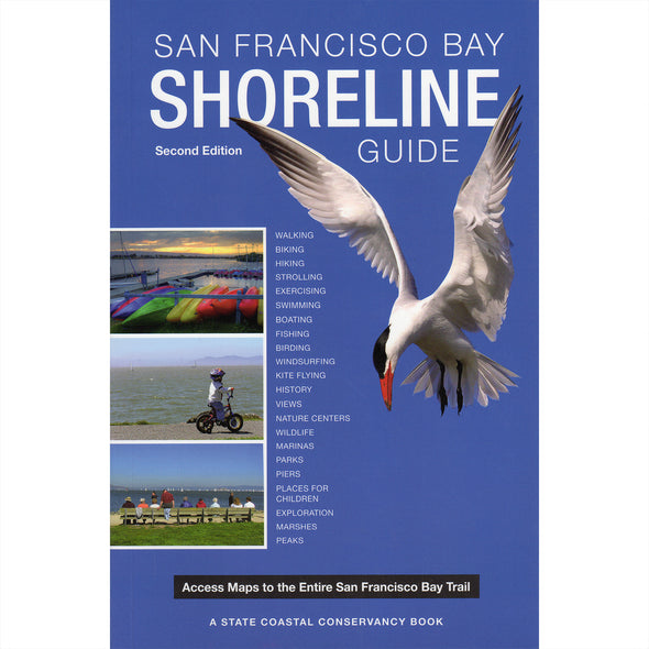 San Francisco Bay Shoreline Guide - Oakland Museum of California Store
