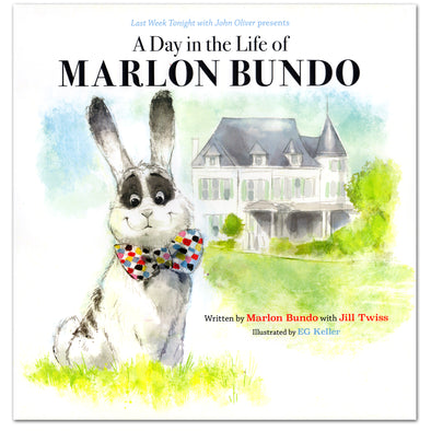 Day in the Life of Marlon Bundo - Oakland Museum of California Store