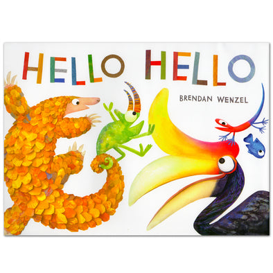 Hello Hello - Oakland Museum of California Store