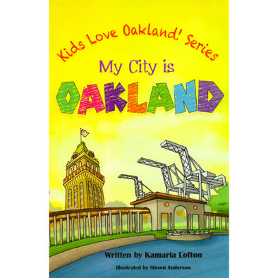 My City Is Oakland - Oakland Museum of California Store