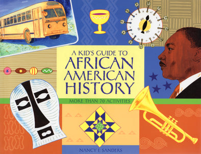 A Kid's Guide to African American History - Oakland Museum of California Store