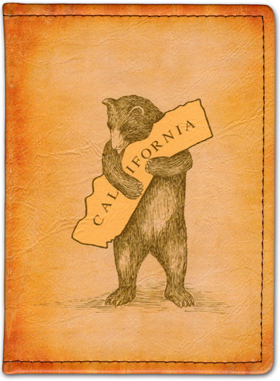 California Bear Hug Journal - Oakland Museum of California Store