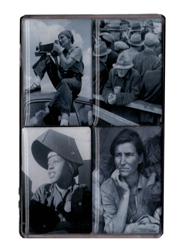 Dorothea Lange Magnet Collection - Oakland Museum of California Store