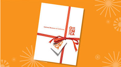 OMCA Membership - Supporter - Oakland Museum of California Store