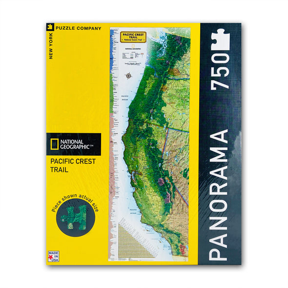 Pacific Crest Trail 750-pc. Puzzle