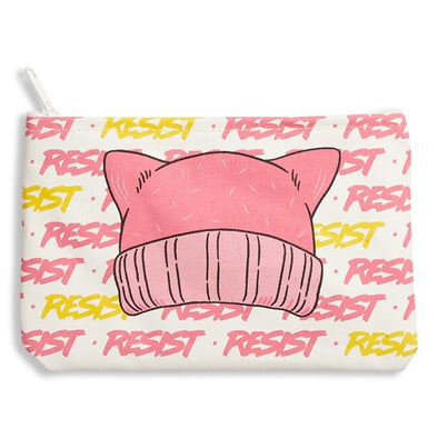 Pouch - Pussy Hat / Resist