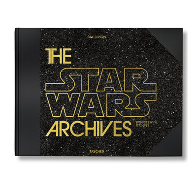 The Star Wars Archives: The definitive exploration of the original trilogy