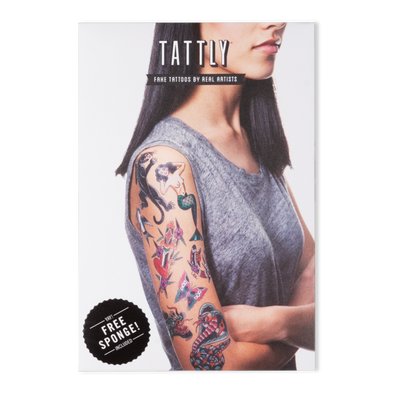 Temporary Tattoo Sets