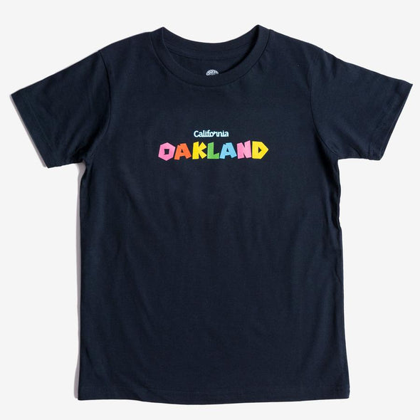 Oaklandish Youth Storytime Tee