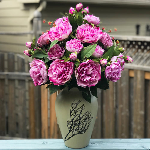 Royal Peony Rose Arrangement