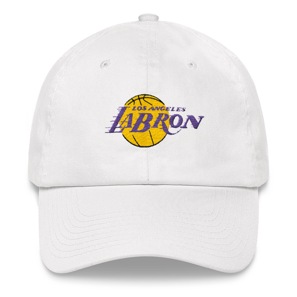 LAbron   Los Angeles Lakers Dad Hat – HD 13473a9e3b52
