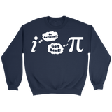 GearLogic - Science Jewelry & Science Shirts | Be Rational, Get Real Sweatshirt