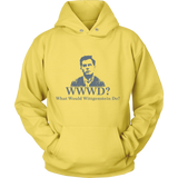 GearLogic - Science Jewelry & Science Shirts | What Would Wittgenstein Do Hoodie