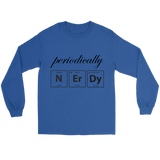 GearLogic - Science Jewelry & Science Shirts | Periodically Nerdy Long Tee