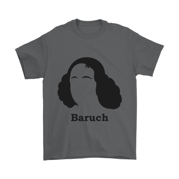 GearLogic - Science Jewelry & Science Shirts | Baruch Spinoza Silhouette T-Shirt