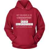 GearLogic - Science Jewelry & Science Shirts | Mad Scientist Degree Hoodie