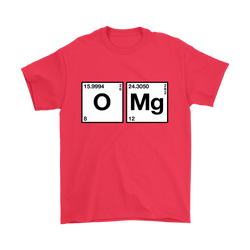 GearLogic - Science Jewelry & Science Shirts | Chemistry OMG T-Shirt