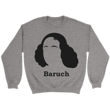 GearLogic - Science Jewelry & Science Shirts | Baruch Spinoza Silhouette Sweatshirt