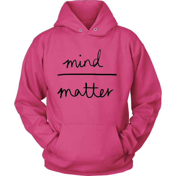 GearLogic - Science Jewelry & Science Shirts | Mind over Matter Hoodie