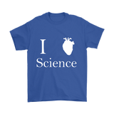 GearLogic - Science Jewelry & Science Shirts | I ♥ Science T-Shirt