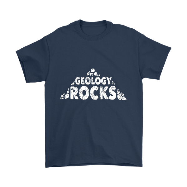 GearLogic - Science Jewelry & Science Shirts | Geology Rocks T-Shirt