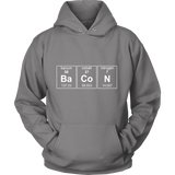 GearLogic - Science Jewelry & Science Shirts | Bacon Chemistry Hoodie