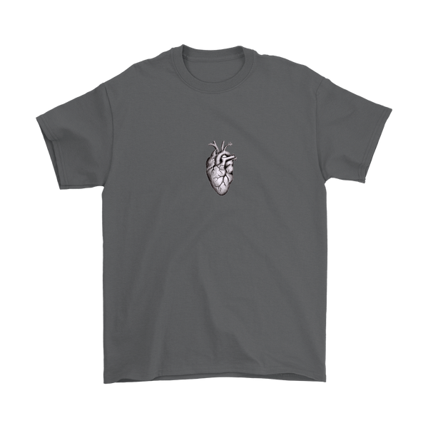GearLogic - Science Jewelry & Science Shirts | Anatomically Accurate Heart T-Shirt