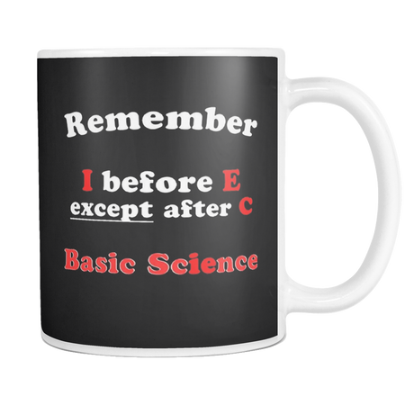 Be Rational, Get Real Mug (Special Pi Day Sale!)
