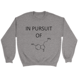 GearLogic - Science Jewelry & Science Shirts | In Pursuit of Serotonin Sweatshirt