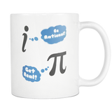 GearLogic - Science Jewelry & Science Shirts | Be Rational, Get Real Mug
