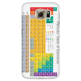 GearLogic - Science Jewelry & Science Shirts | Periodic Table Phone Case (Galaxy/iPhone)