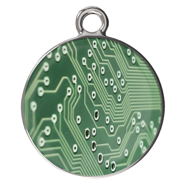 GearLogic - Science Jewelry & Science Shirts | Circuit Pendant Bracelet