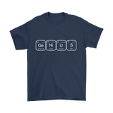 GearLogic - Science Jewelry & Science Shirts | Periodic Genius T-Shirt