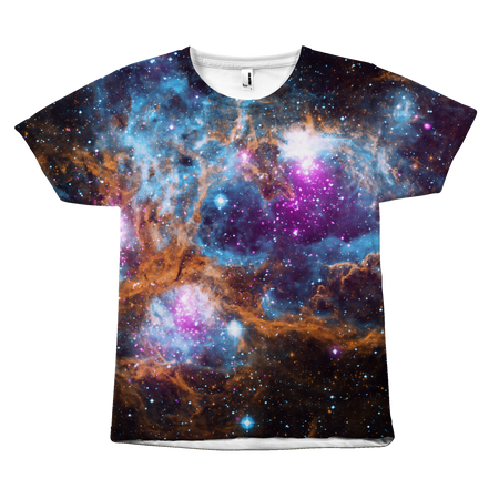 Mind over Matter Science Long Tee