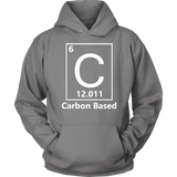 GearLogic - Science Jewelry & Science Shirts | Carbon Based Life Hoodie