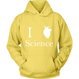 GearLogic - Science Jewelry & Science Shirts | I ♥ Science Hoodie