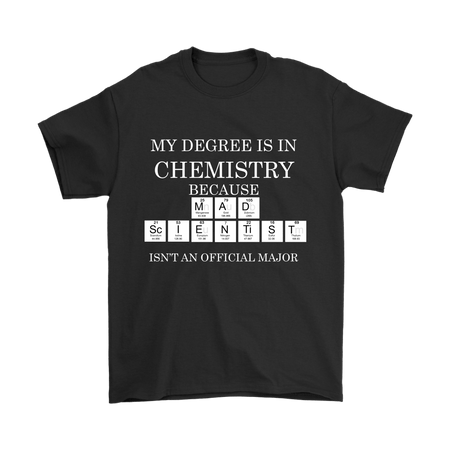 Math - All the Cool Kids are Doing It Science T-Shirt