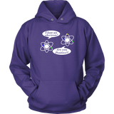 GearLogic - Science Jewelry & Science Shirts | I lost an Electron Hoodie