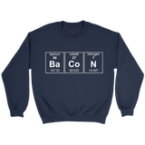 GearLogic - Science Jewelry & Science Shirts | Bacon Chemistry Sweatshirt