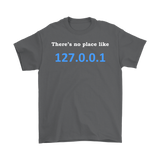 GearLogic - Science Jewelry & Science Shirts | No place like home IPv4 T-Shirt