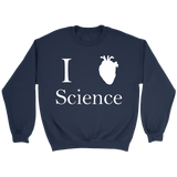 GearLogic - Science Jewelry & Science Shirts | I ♥ Science Sweatshirt