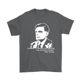 GearLogic - Science Jewelry & Science Shirts | Turing Quote T-Shirt