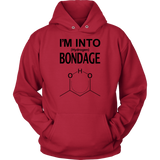 GearLogic - Science Jewelry & Science Shirts | Into Bondage Hoodie