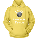 GearLogic - Science Jewelry & Science Shirts | Pluto 1930-2006 Hoodie