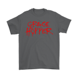 GearLogic - Science Jewelry & Science Shirts | Grace Hopper Alice Cooper T-Shirt
