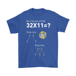 GearLogic - Science Jewelry & Science Shirts | multiply by 11 T-shirt