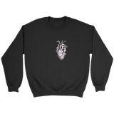GearLogic - Science Jewelry & Science Shirts | Anatomically Accurate Heart Sweatshirt
