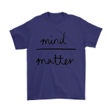 GearLogic - Science Jewelry & Science Shirts | Mind over Matter T-Shirt